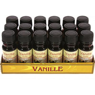 Vanilla 10ml scented in glass bottle