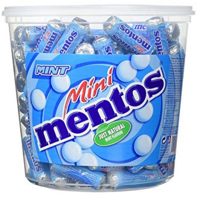 Élelmiszer Mentos Mini Chewy Menta