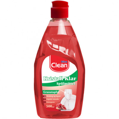A mosószer 500ml gránátalma CLEAN