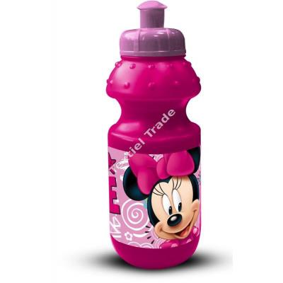 Minnie plastic bottle