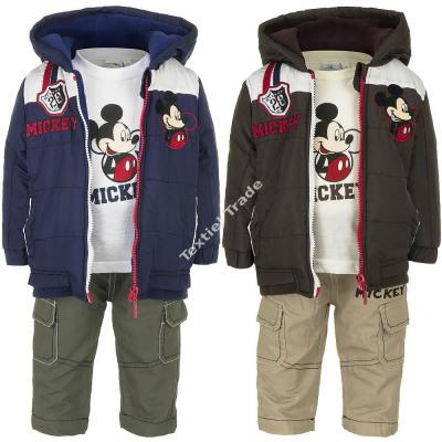 Mickey 3 pieces baby set
