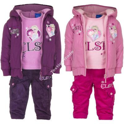 Die Eiskönigin - Frozen 3 teilige baby set