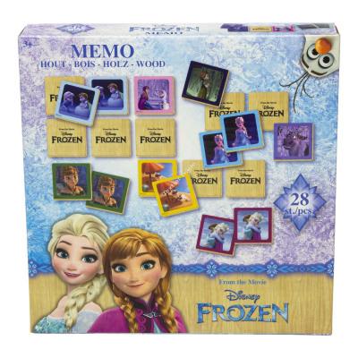 Frozen Disney Memory Wood