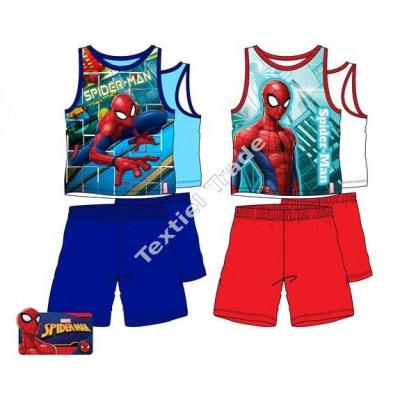 Spiderman pigiama corto