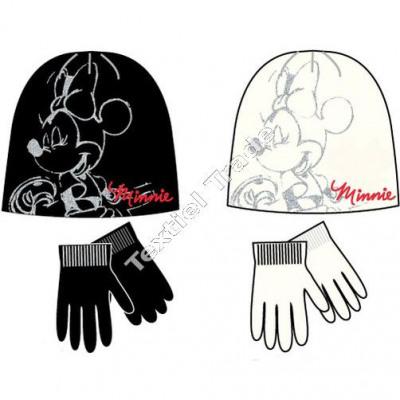 Minnie berretto con guanti