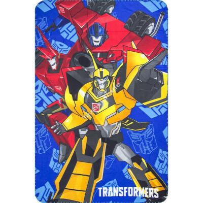 Transformers fleecedeken