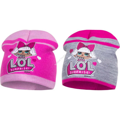 LOL Surprise Cappello con stampa in gomma e glitte