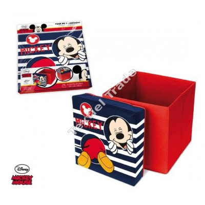 Mickey puff portaoggetti