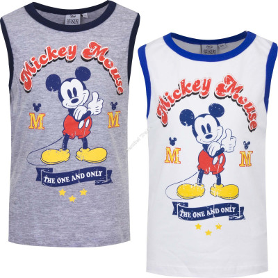 Mickey Mouse t-shirt sleeveless The one and ...