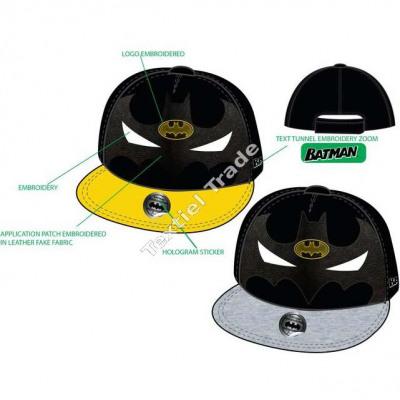 Batman Flat bill cap - Limited Edition