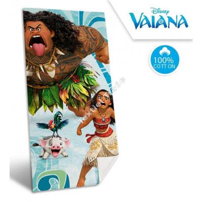 Vaiana serviette de plage velours du grossiste et import