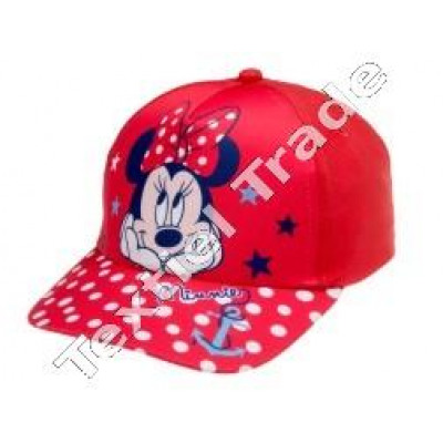 Minnie cap red
