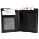 Excellanc Echt Leder Geldbörse, RFID, Farbe: 1