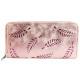 Damen Geldbörse aus Ledermitat, Farbe: 4