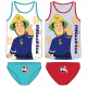 Fireman Sam CHAMPLE LINING SET SAM 52 32