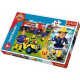 Puzzle Fireman Sam Puzzle 24 éléments Maxi - Dziel