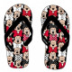 Minnie MOUSE & Daisy WOMEN'S SHOES DIS MF