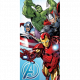 Avengers Avengers Light blue beach towel