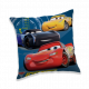 Cars Cars Blue Pillow