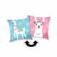 Photoprints Sweet home Llama 03 Pillow cover wit