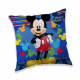 Mickey Mickey Blue Pillow