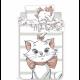 Marie Cat Marie Cat White baby