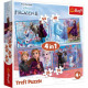 Puzzle Disneyfrozen 4-in-1 puzzles Frozen 2 (Fro