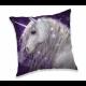 Photoprints Sweet home Unicorn Purple Pillow
