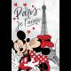 Mickey and MinnieMickey and Minnie in Paris Eiffel