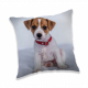 Photoprints Sweet home Dog 03 Pillow
