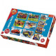 Puzzle Fireman Sam Puzzle 10in1 Fireman Sam - The