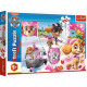 100 piece puzzle - Paw Patrol, Skye in action