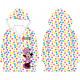 Minnie MOUSE & Daisy DAY RAIN COAT