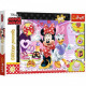 Puzzle DisneyMinnie Puzzle 100 pieces Glitter