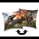 JURASSIC WORLD Jurassic World Volcano Pillow