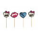 Pilkers birthday candles Monster High - 4 pcs.