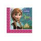 Birthday napkins frozen - Frozen - 33 cm -