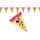 Minnie Mouse Cafe Flag Banner. Cafe - 230 cm
