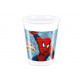Birthday cups Ultimate Spiderman Web Warrior