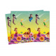 Mantel de cumpleaños de Fairies - 120 x 180 cm - 1