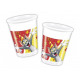 Tom & Jerry birthday cups - 200 ml - 8 items