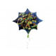 Foil balloon Mutant Ninja Turtles - c 88 x 73