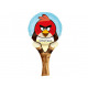 Foil balloon Angry Birds Red - 31 cm - 1 pc