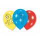 Canine Patrol birthday balloons - 23 cm - 6 pieces