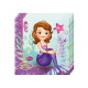 Birthday napkins Sofia - Zosia - 33 cm - 20 pcs