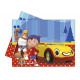 Noddy birthday tablecloth in the land of toys - 12