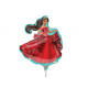 Foil balloon for Elena from Avalor - 25 cm -