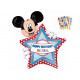 Foil balloon Personalized Mouse Mickey - 60x7