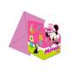 Birthday invitation Mouse Minnie Heart - 1