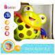 bam bam rubber ball with rattle frog 0 /